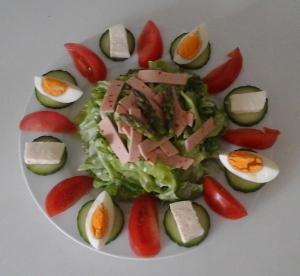 """Salat """"Bornich"""""""