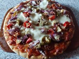Pizza Sucuck etDiavolo