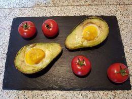 gefüllte Avocado alaCheffe
